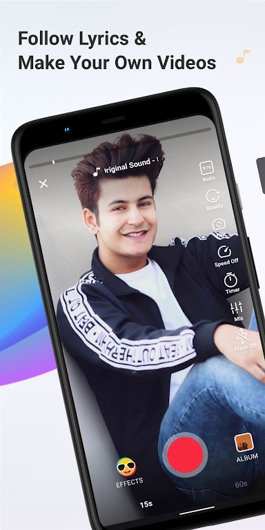 MX TakaTak Short Video App | Made in India for You poster 3
