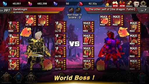 Dark Knight : Idle RPG game 0.1017 screenshots 4