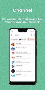 ChatAja - Indonesia Messenger & Lifestyle App