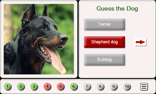 Guess the Dog: Tile Puzzles screenshots 1