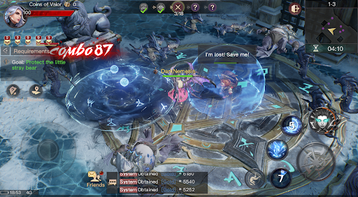 Dark Nemesis: Infinite Quest screenshots 6