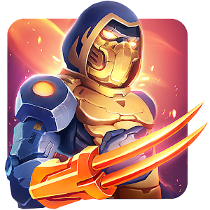 Battle Arena Coop Battles Online with PvP PvE 5.2.6488 by RED BRIX WALL logo