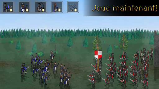 Knights of Europe 2 APK MOD – Pièces Illimitées (Astuce) screenshots hack proof 1