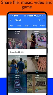 File Transfer 2021 :- Share Big Files Music, Video 2