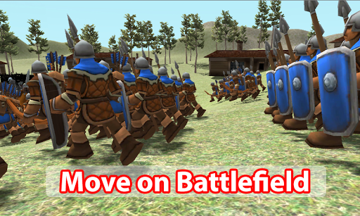 Medieval Wars: Hundred Years War 3D 2.1 screenshots 2