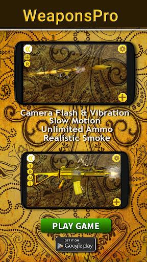 Golden Guns Weapon Simulator 1.4 screenshots 3