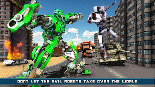 Flying Helicopter Robot Transform For Pc – Download On Windows And Mac [latest Version] 1