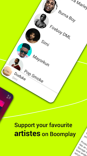 Boomplay:Stream & Download Trending Music for Free 5.8.24 Screenshots 4