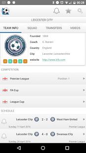 Football Live Scores 1900.0 Screenshots 6