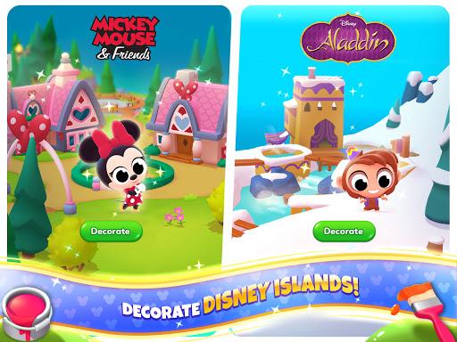 Disney Getaway Blast: Pop & Blast Disney Puzzles 1.7.10a Screenshots 11