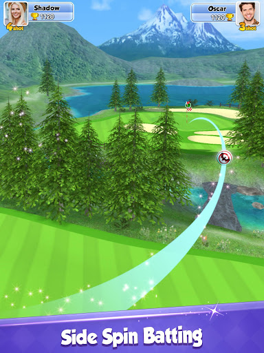 Golf Rival Apkfinish screenshots 11