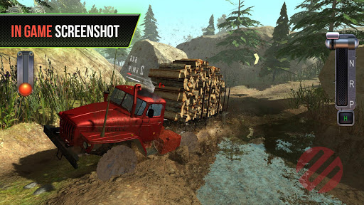 Truck Simulator OffRoad 4 2.8 screenshots 2