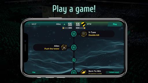 Esports Manager MOBA 1.0.55 screenshots 20