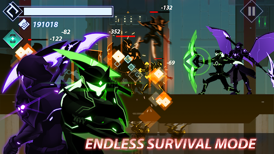 Overdrive - Ninja Shadow Revenge Screenshot