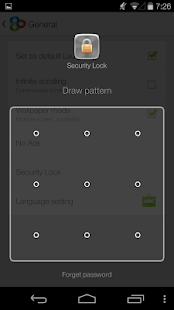 GO Launcher Prime (Trial) Screenshot
