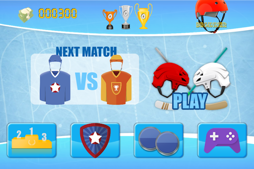 Ice Hockey League FREE  screenshots 12