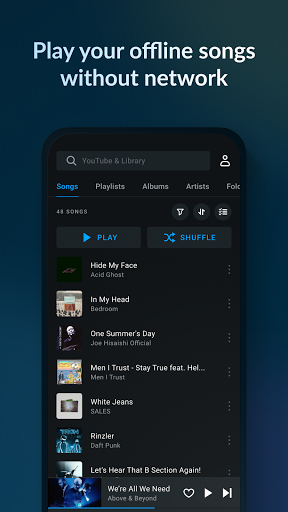 Music Player & MP3 Player - Lark Player 5.3.5 Screenshots 1