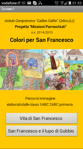 Colori per San Francesco For PC Windows (7, 8, 10, 10X) & Mac Computer Image Number- 5