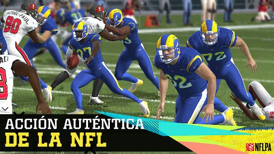 Schermata di Madden Football americano NFL 22 Mobile