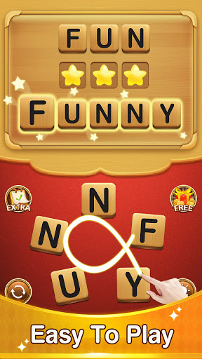 Word Talent Puzzle: Word Connect Classic Word Game  screenshots 10