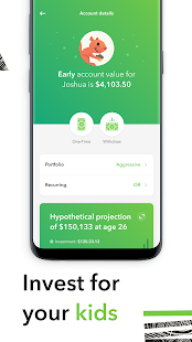 Acorns - Invest Spare Change Screenshot