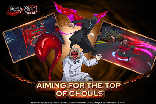 Tokyo Ghoul: Dark War 1.2.14 Screenshots 5
