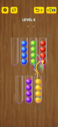 Ball Sort Puzzle 2021 1.3.0 screenshots 3