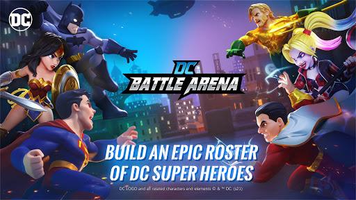 DC Battle Arena 1.0.34 screenshots 1