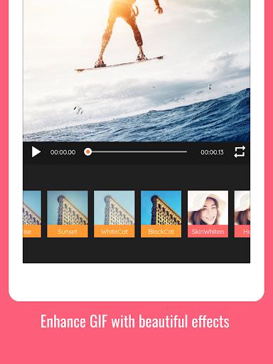 GIF Maker - Video to GIF, GIF Editor 1.4.0 Screenshots 13