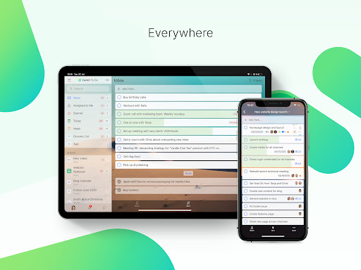 Zenkit To Do apkdebit screenshots 10
