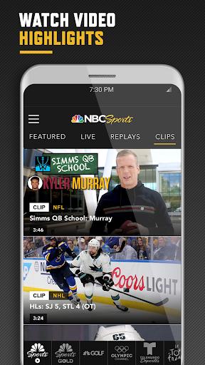 NBC Sports 8.1.7 Screenshots 3