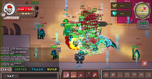 Kaion Tale - MMORPG android2mod screenshots 18
