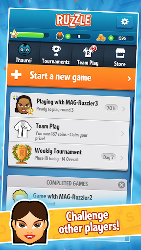 Ruzzle Free 3.5.0 Screenshots 2