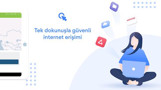 VPN: Hızlı ve sınırsız NordVPN 8