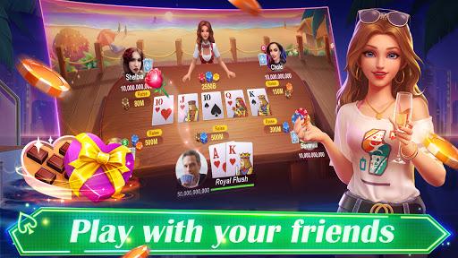 Poker Journey-Texas Hold'em Free Game Online Card  screenshots 4