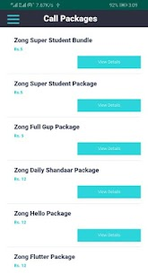 Zong Packages: Call SMS App Download For Pc (Windows/mac Os) 2