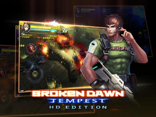 Broken Dawn:Tempest HD apkpoly screenshots 8