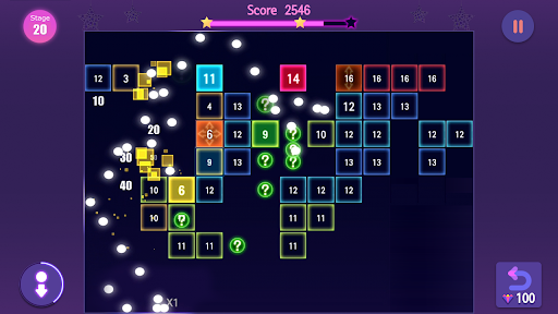Neon Bricks Master 1.0.4 screenshots 6