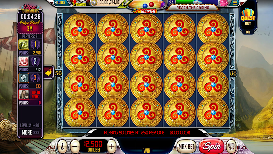 Vegas Downtown Slotsu2122 - Slot Machines & Word Games 4.52 Screenshots 15
