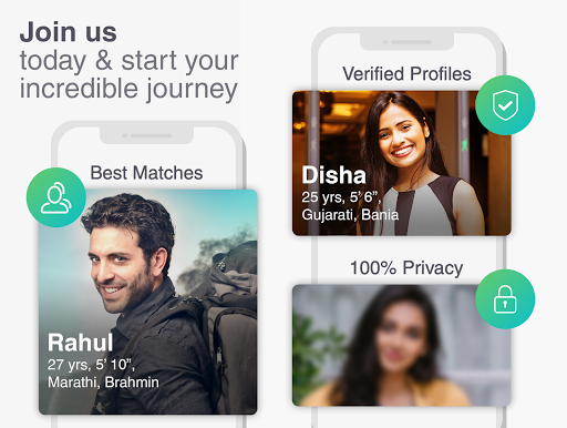 Shaadi.comu00ae - Matrimony App apktram screenshots 5