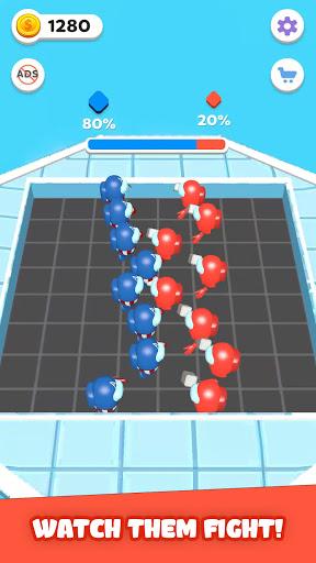 Block Clash: Impostor Gang Puzzle Game  screenshots 23
