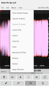 WaveEditor for Android™ Audio Recorder & Editor 7
