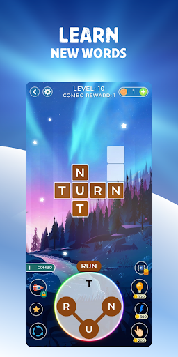 World of Wordcross - Word Crossword Search Puzzle android2mod screenshots 11