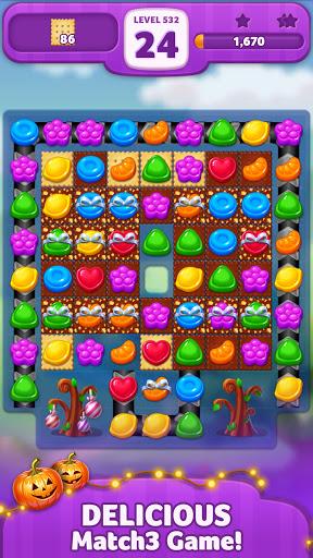Lollipop: Sweet Taste Match 3 screenshots 9