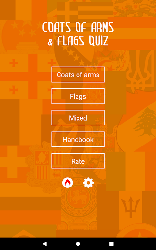 Flags of the World & Emblems of Countries: Quiz  screenshots 17