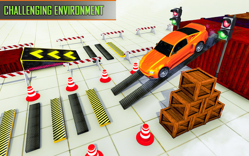 modern car driving 2020 - car parking game screenshot 1
