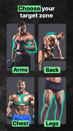 ProFit: Gym & Home Workout 2.5.1 Screenshots 5