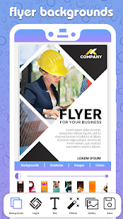 Flyers, Posters, Ads Page Designer, Graphic Maker