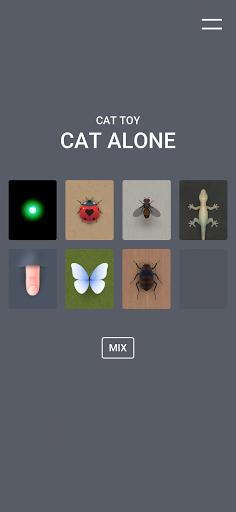 CAT ALONE - Cat Toy  screenshots 1