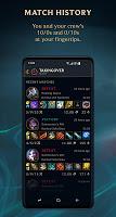 screenshot of League+